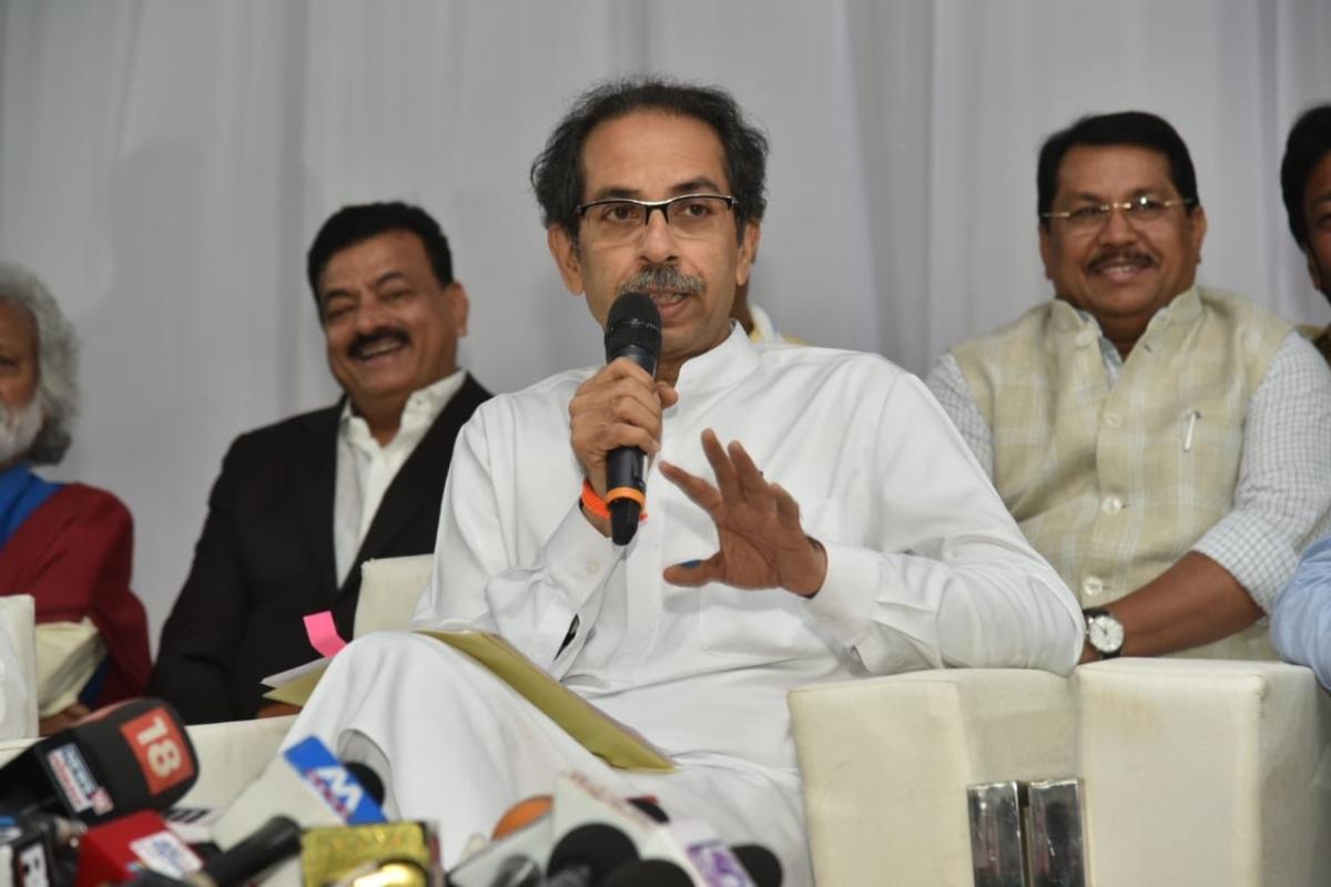 Citizenship Amendment Act is an insult to Savarkar: CM Uddhav Thackeray hits out at BJP