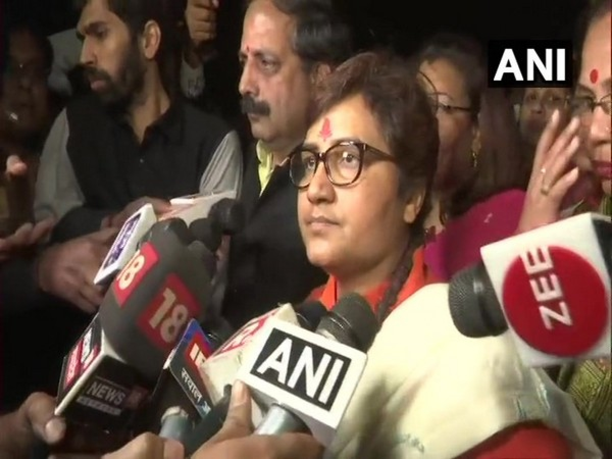 'Thakur came on wheelchair unannounced and delayed the flight': SpiceJet on Pragya Thakur's allegations