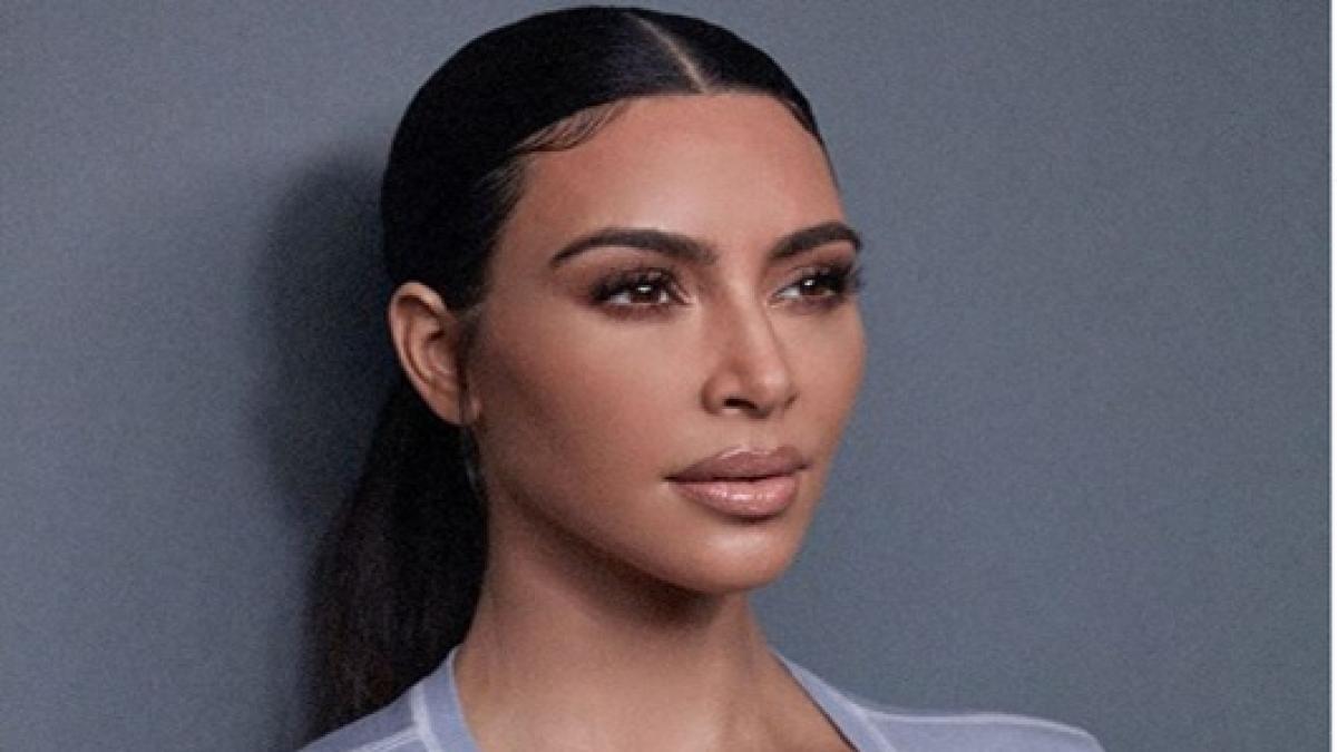 Kim Kardashian caught in 'Blackface' controversy once again