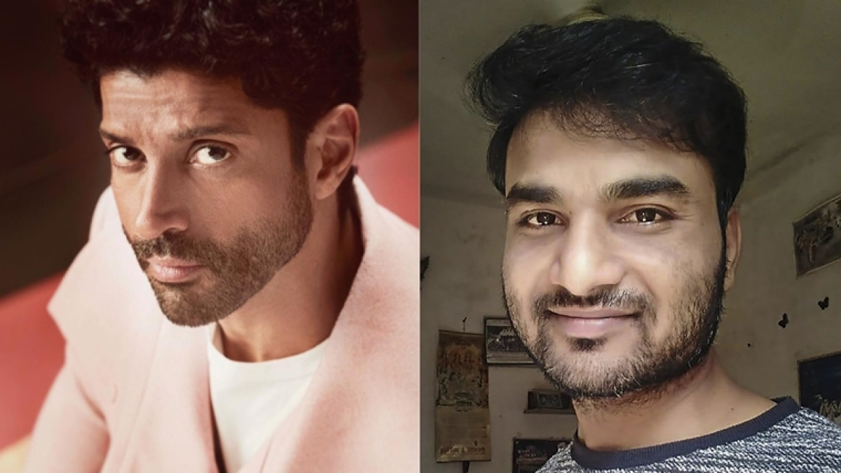'Blot': Farhan Akhtar slams BHU students for celebrating Muslim professor's transfer from Sanskrit dept