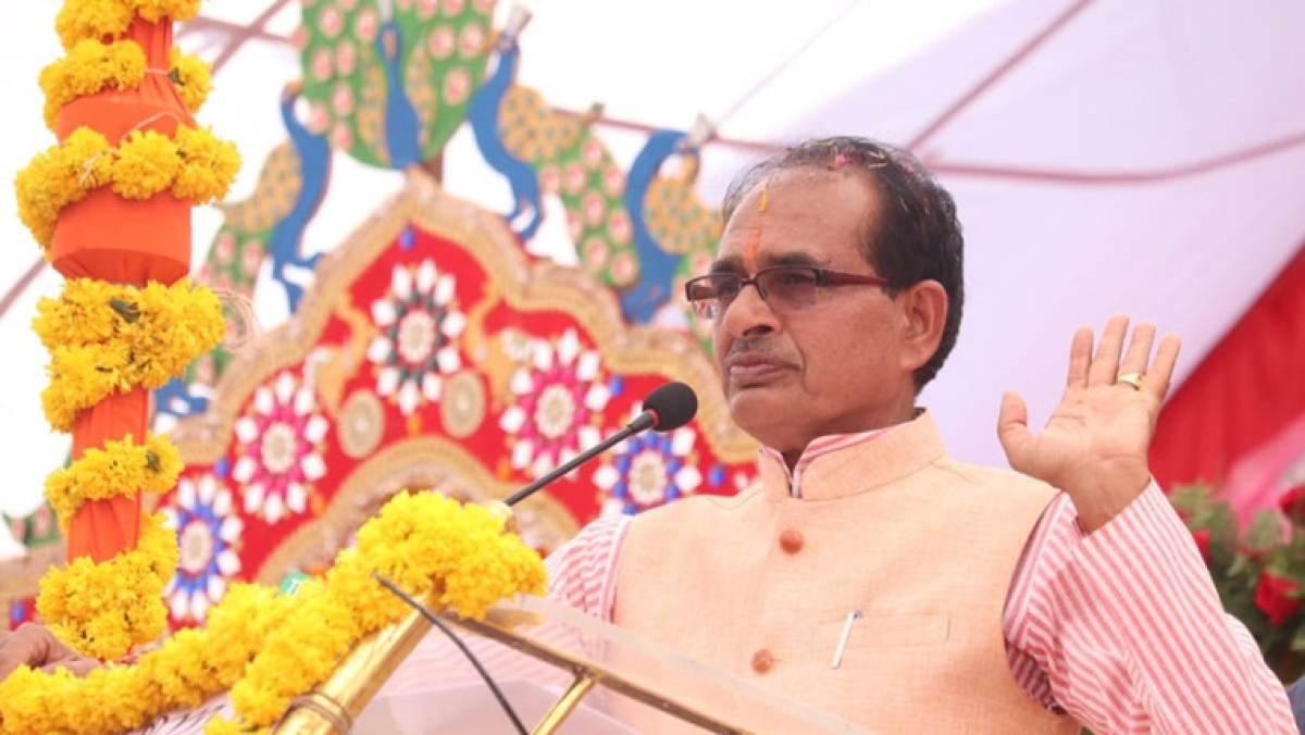 'Narendra Modi, you are no lesser than god': Shivraj Singh Chouhan