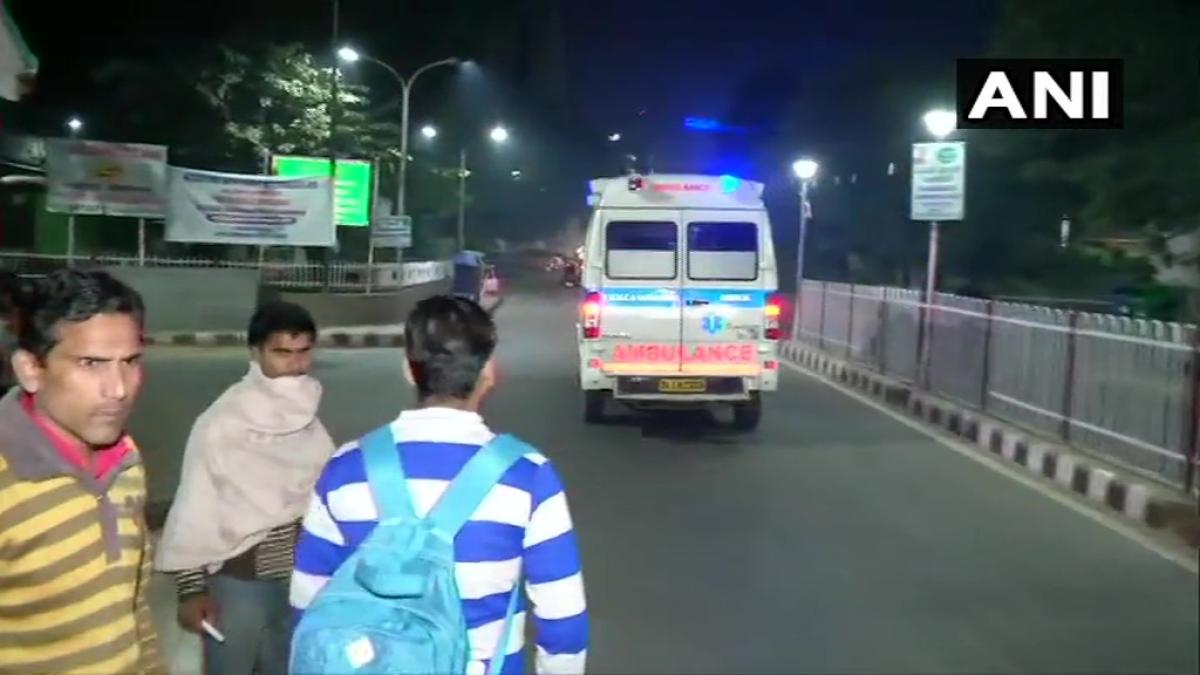 Unnao rape survivor brought to Safdarjung Hospital in New Delhi