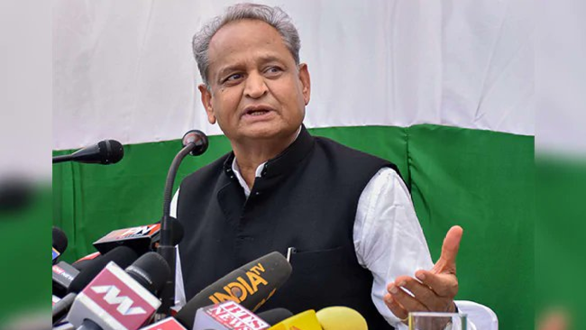Rajasthan CM Ashok Gehlot slams Nirmala Sitharaman for her comments on Rahul Gandhi meeting migrant labourers