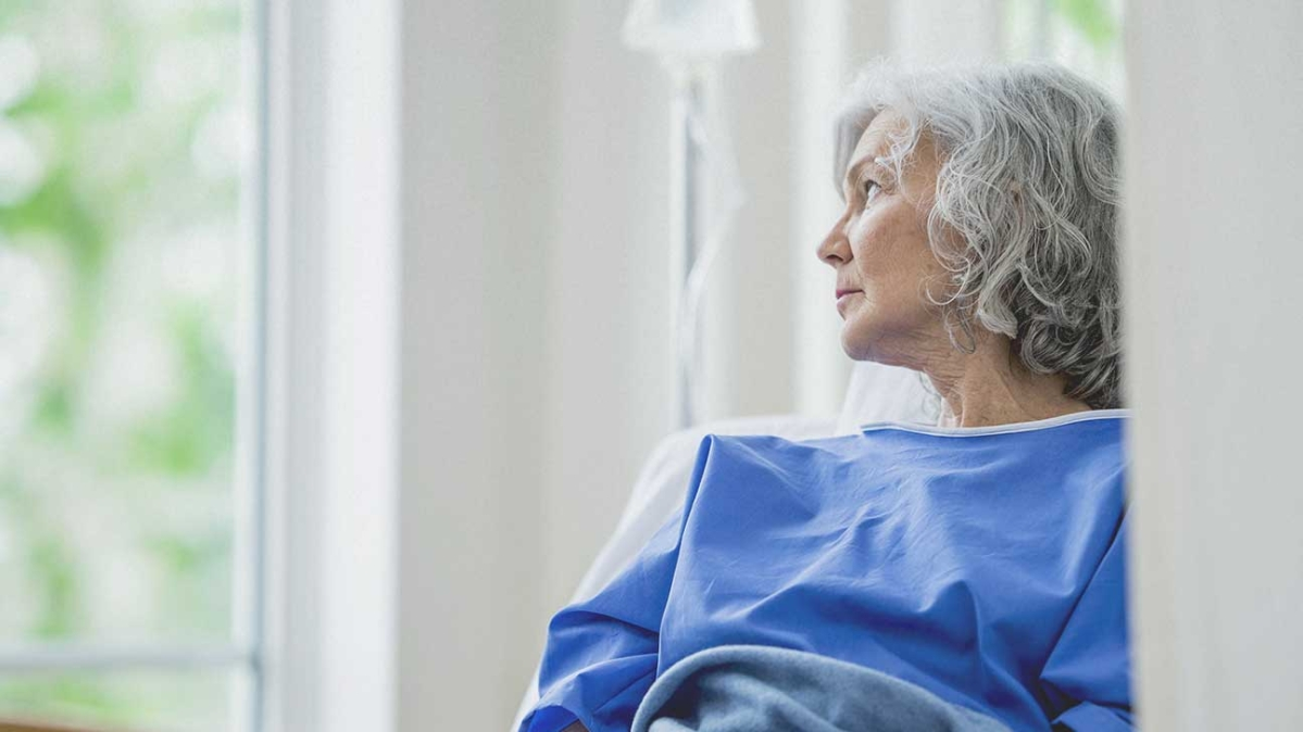 One-third of lung cancer patients have depression