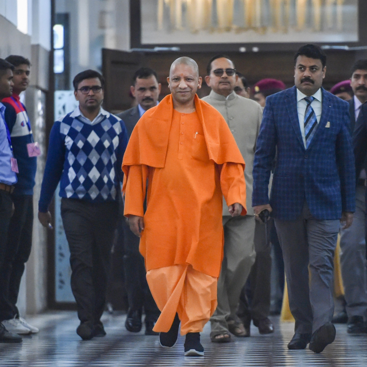 Yogi govt identifies land for mosque outside Ayodhya