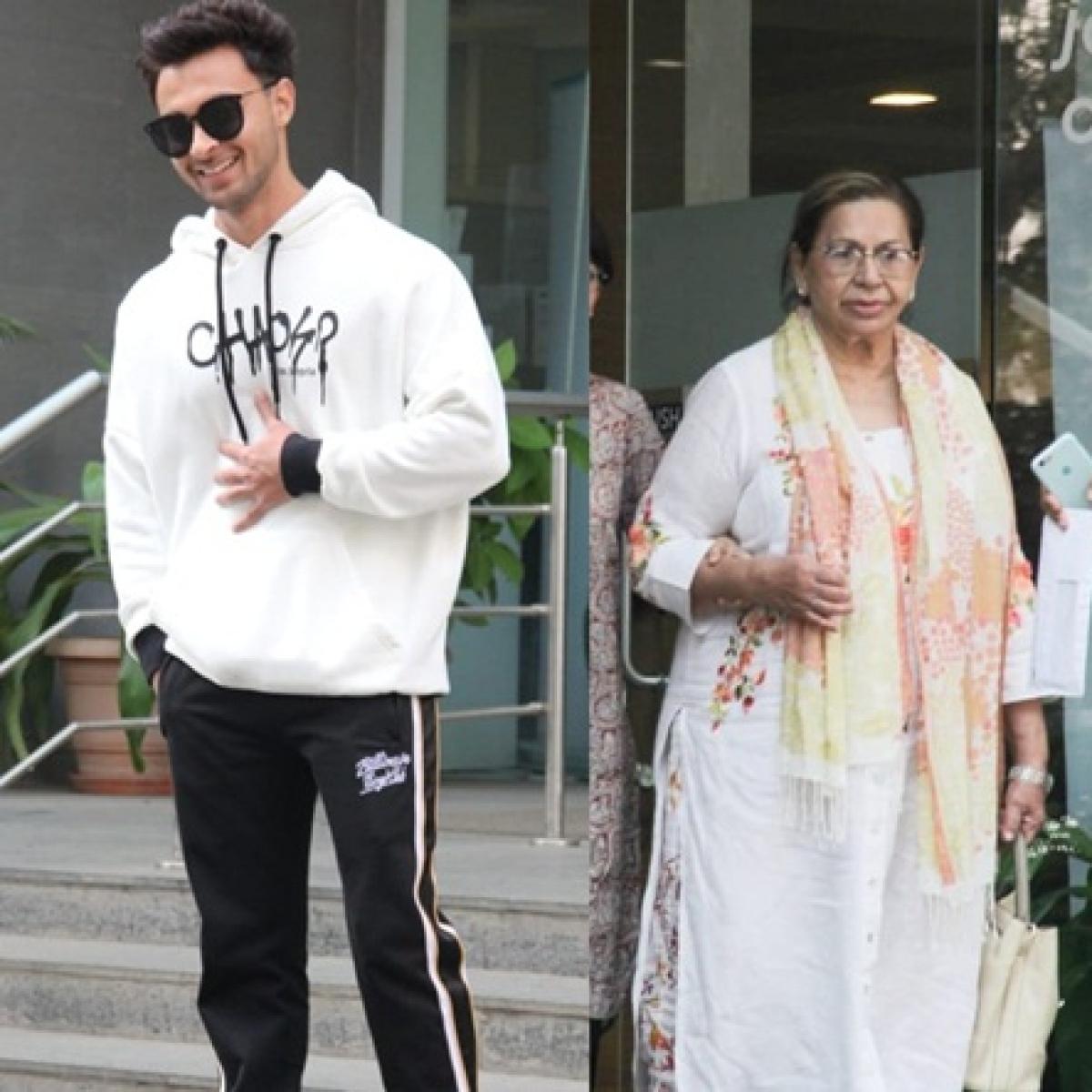 Salman Khan receives the best birthday gift, Arpita Khan Sharma welcomes a baby girl
