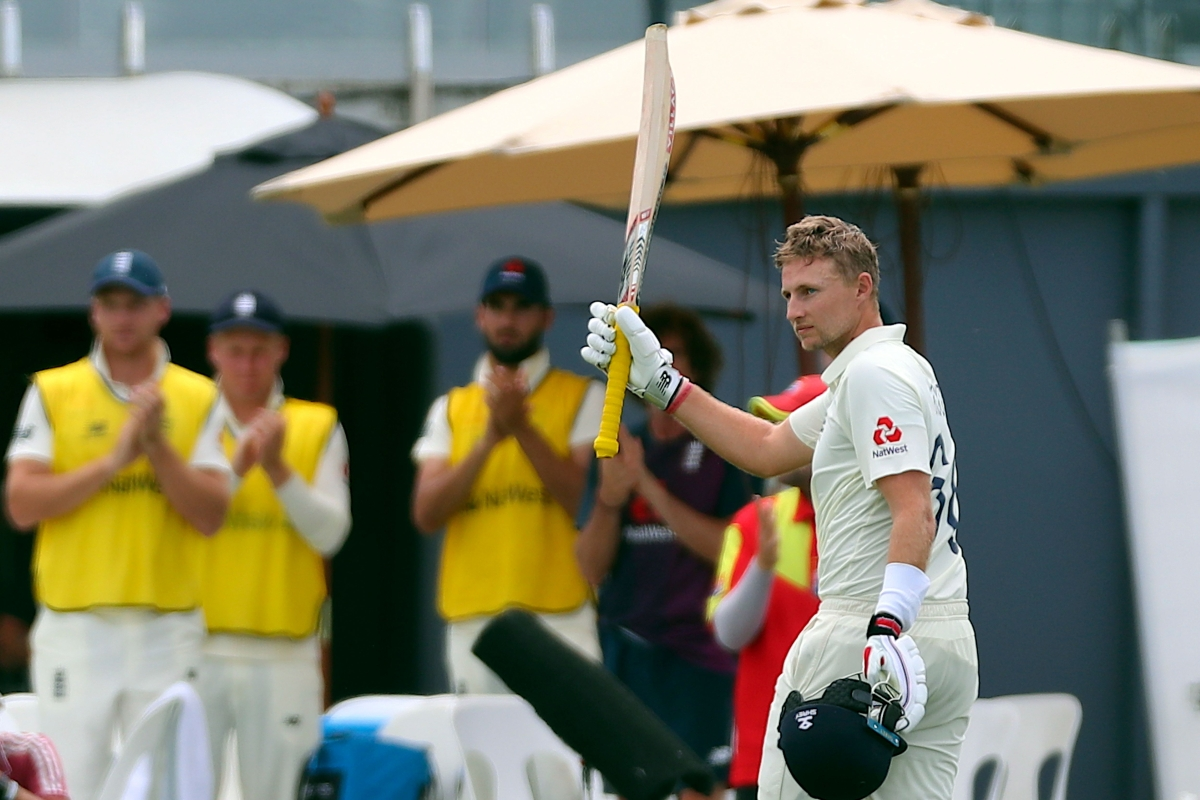 England skiper Joe Root hit 226 off 441 balls against New Zealand on the fourth day of the second Test at Seddon Park, Hamilton on Monday.