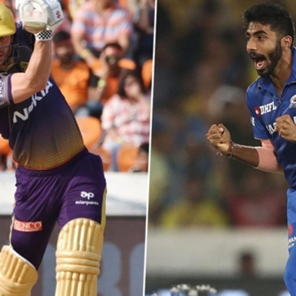 IPL 2020: Chris Lynn and Jasprit Bumrah exchange epic banter after becoming teammates