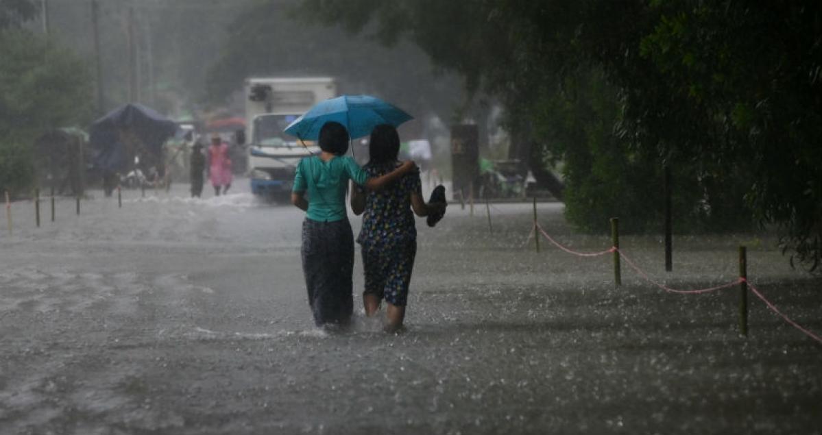IMD predicts heavy rain in Konkan, central Maha