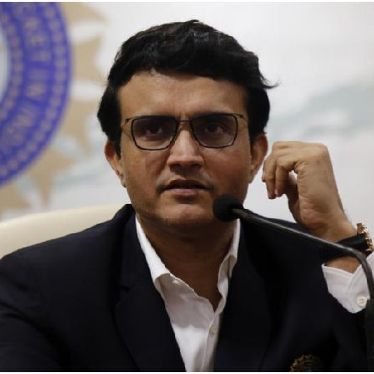 'We will see after we receive it': BCCI president Sourav Ganguly on CEO Rahul Johri's resignation