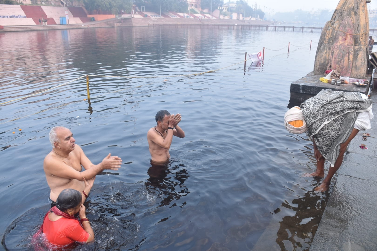 Ujjain: Continuous mixing of Kanh river water in Kshipra brings 'sleepless nights' for Ujjain collector