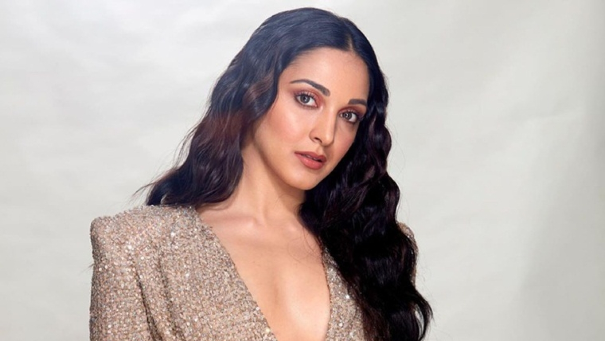 Kiara Advani changed diapers for a living before she became an actress!