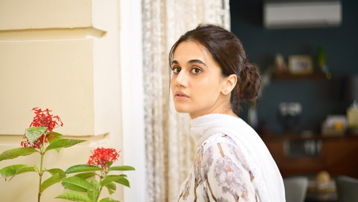 'Slap scene shot over 7 takes': Taapsee wins hearts with her performance once again as 'Thappad' releases on Amazon Prime