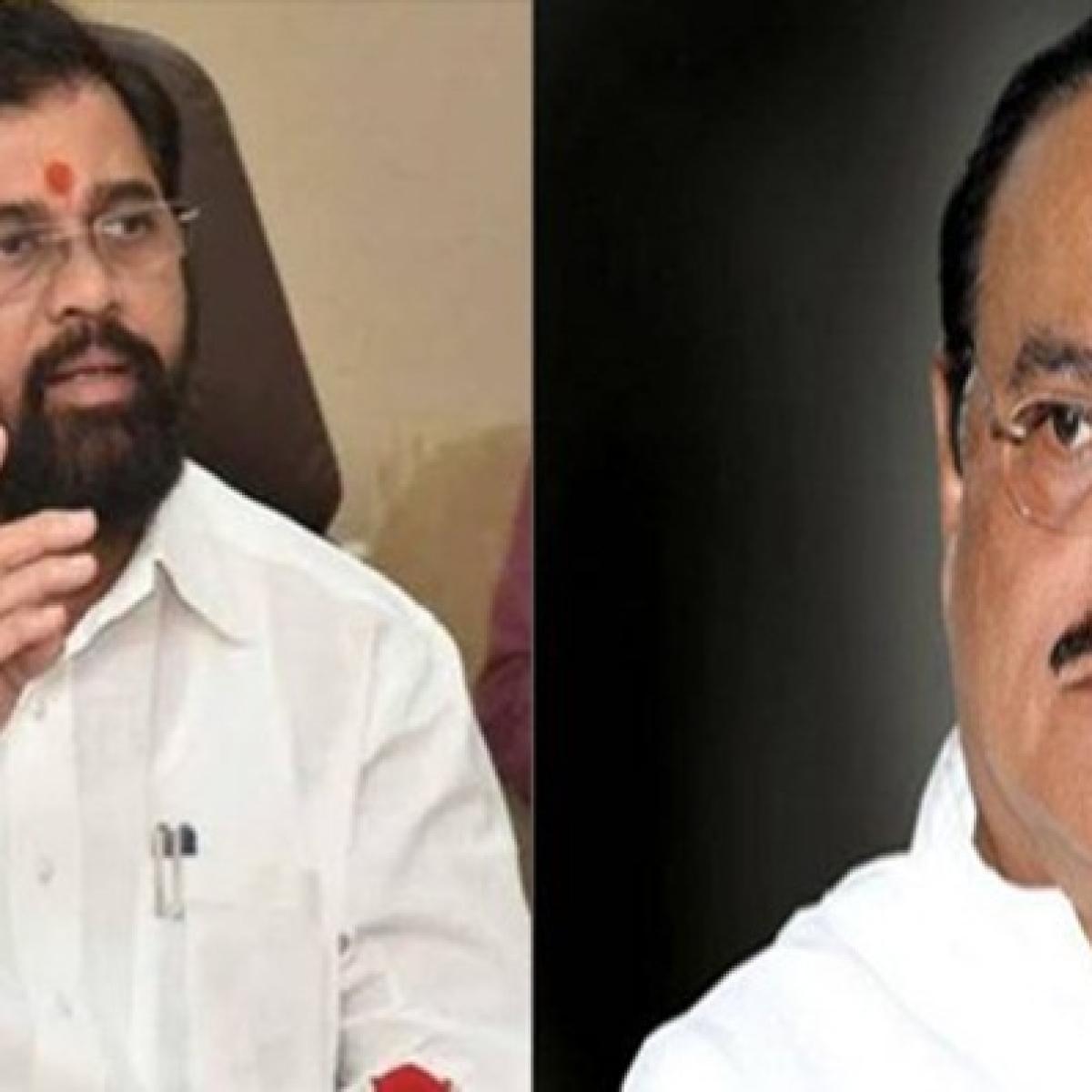 Eknath Shinde, Bhujbal appointed as coordinating ministers for Maharashtra-Karnataka border dispute