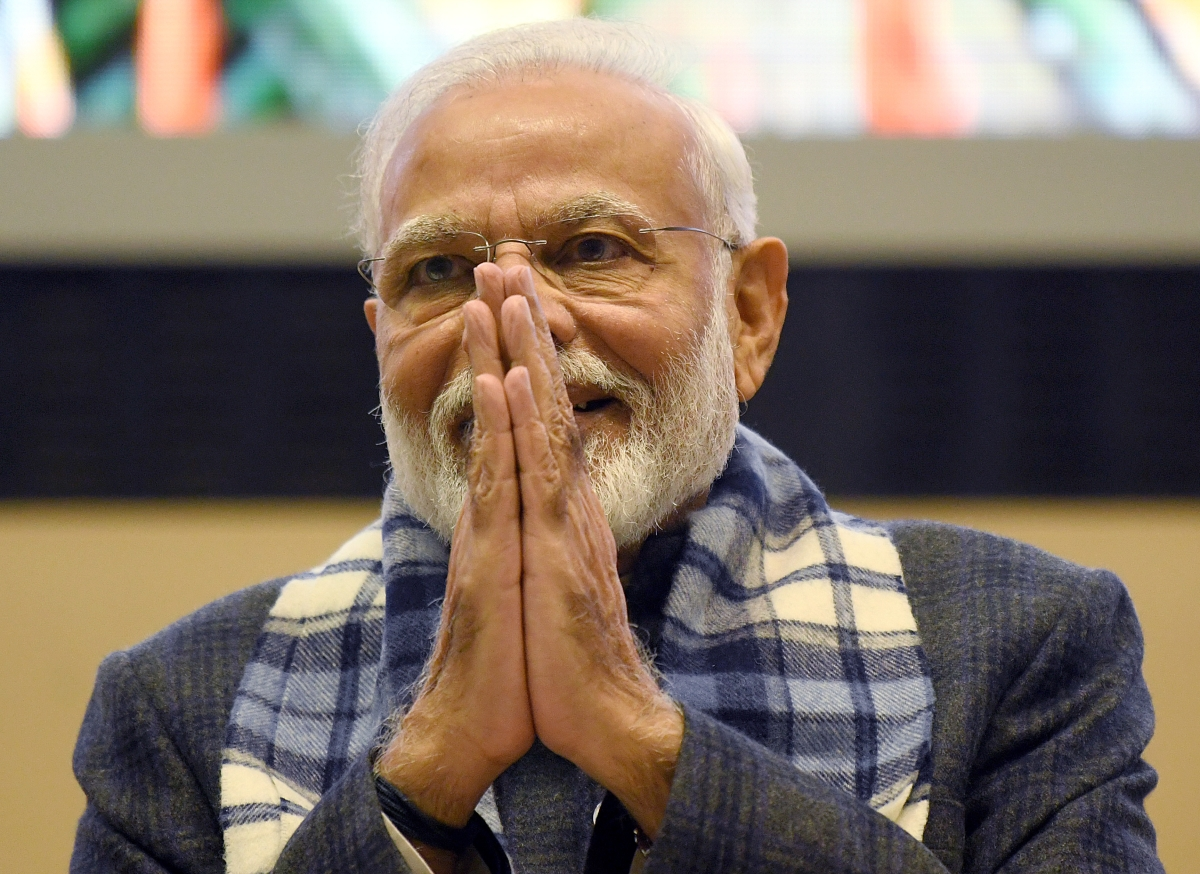 5000 security persons and several snipers to watch-over PM Modi's rally in Ramlila Maidan