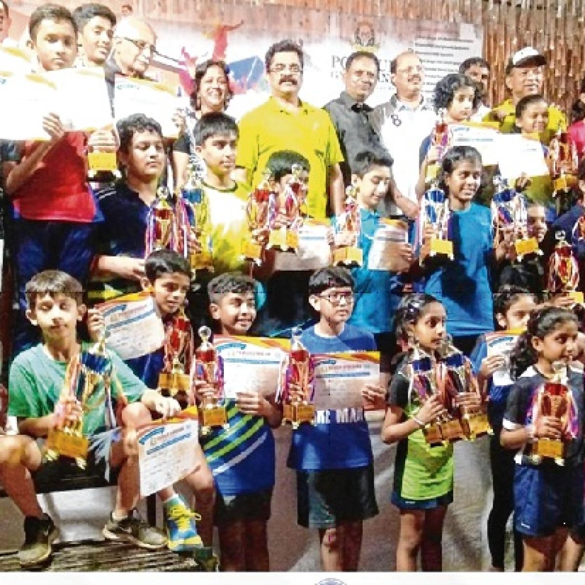 MSDTTA Pro-table tennis tournament: Double delight for Manasi Jare