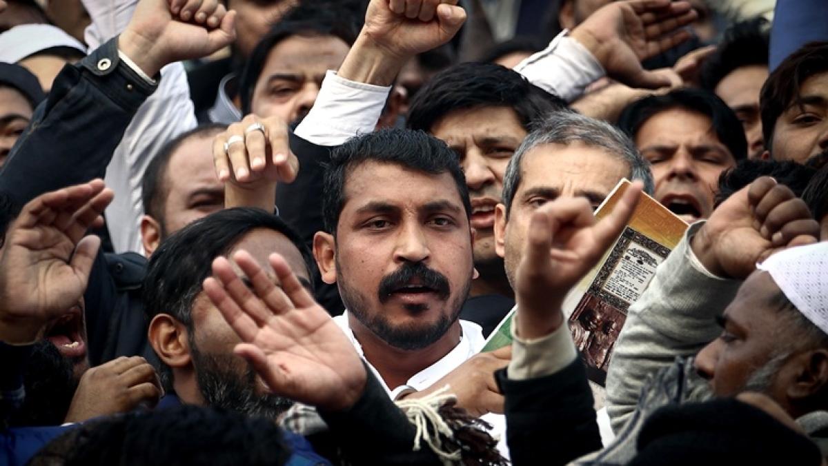 CAA protests: Bhim Army chief Chandrashekhar Azad detained by police in Delhi