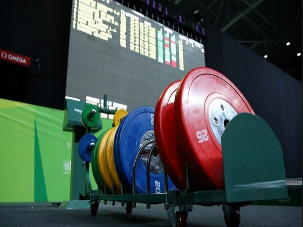 Weightlifting equipments