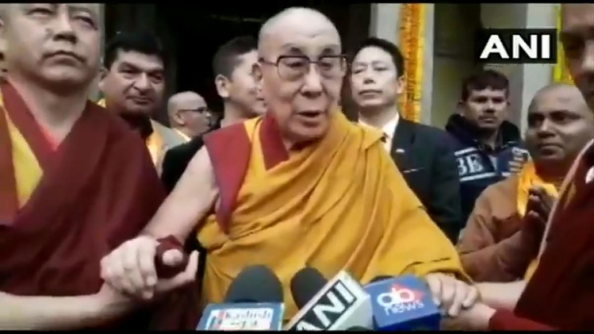 Watch: Tibetans retain power of truth, China exercises power of guns: Dalai Lama