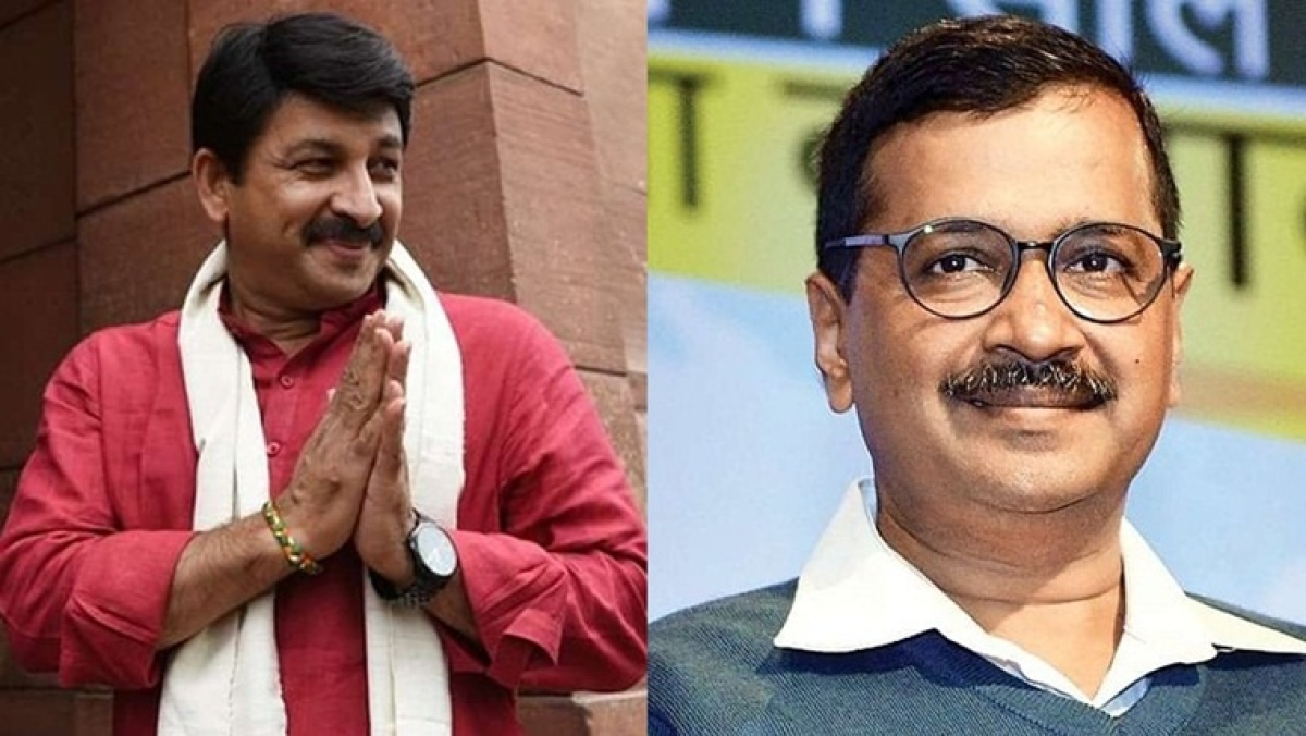 Apologise for spreading lies on unauthorised colonies or face legal action: Manoj Tiwari to Kejriwal