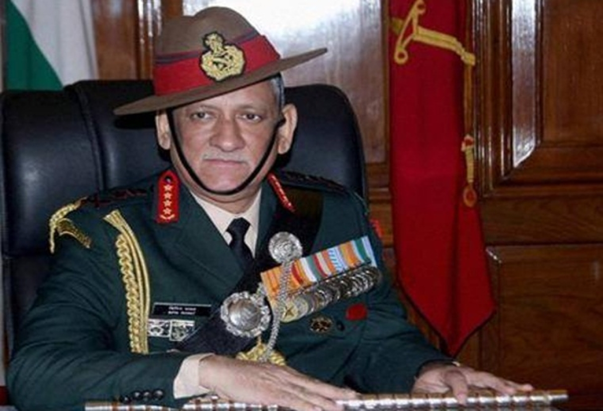 Did Army Chief Bipin Rawat's remark on CAA protest violate Section 21 of Army Act?