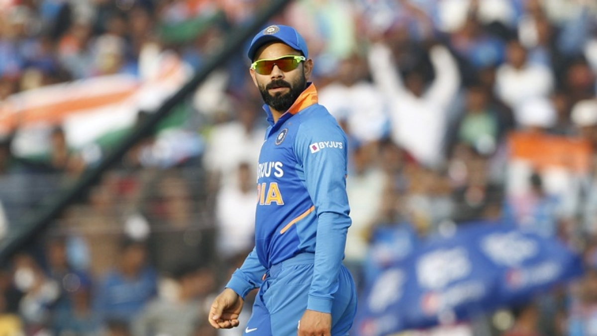 Two stats that show Virat Kohli was in a league of his own in this decade