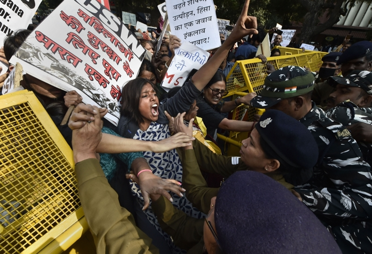 Security heightened at Hyderabad jail housing rape accused