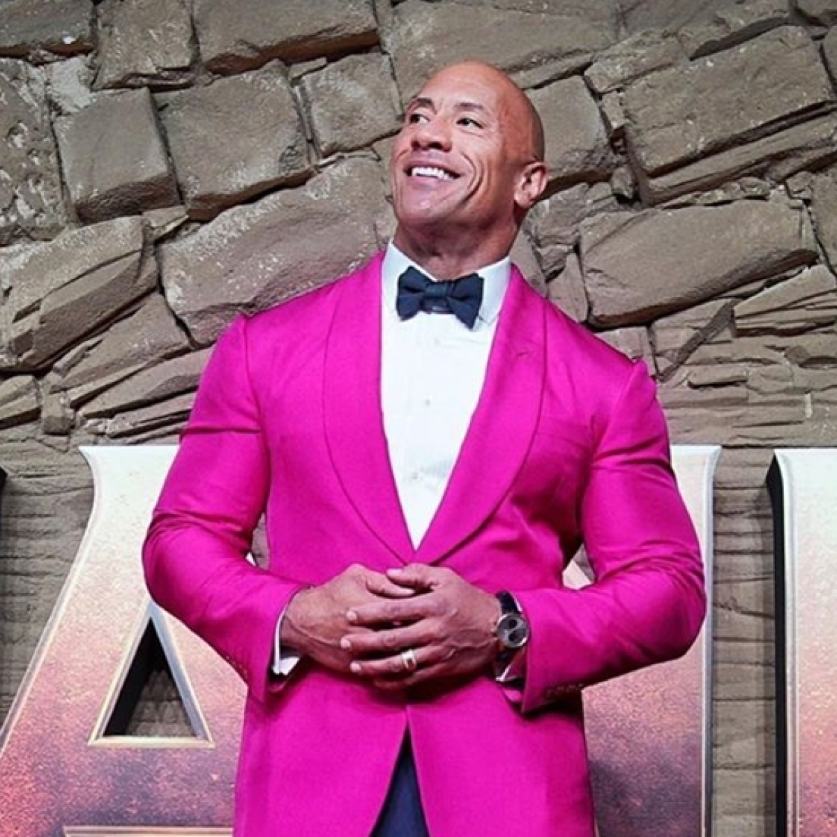 You might see me in a Bollywood movie someday: Dwayne Johnson