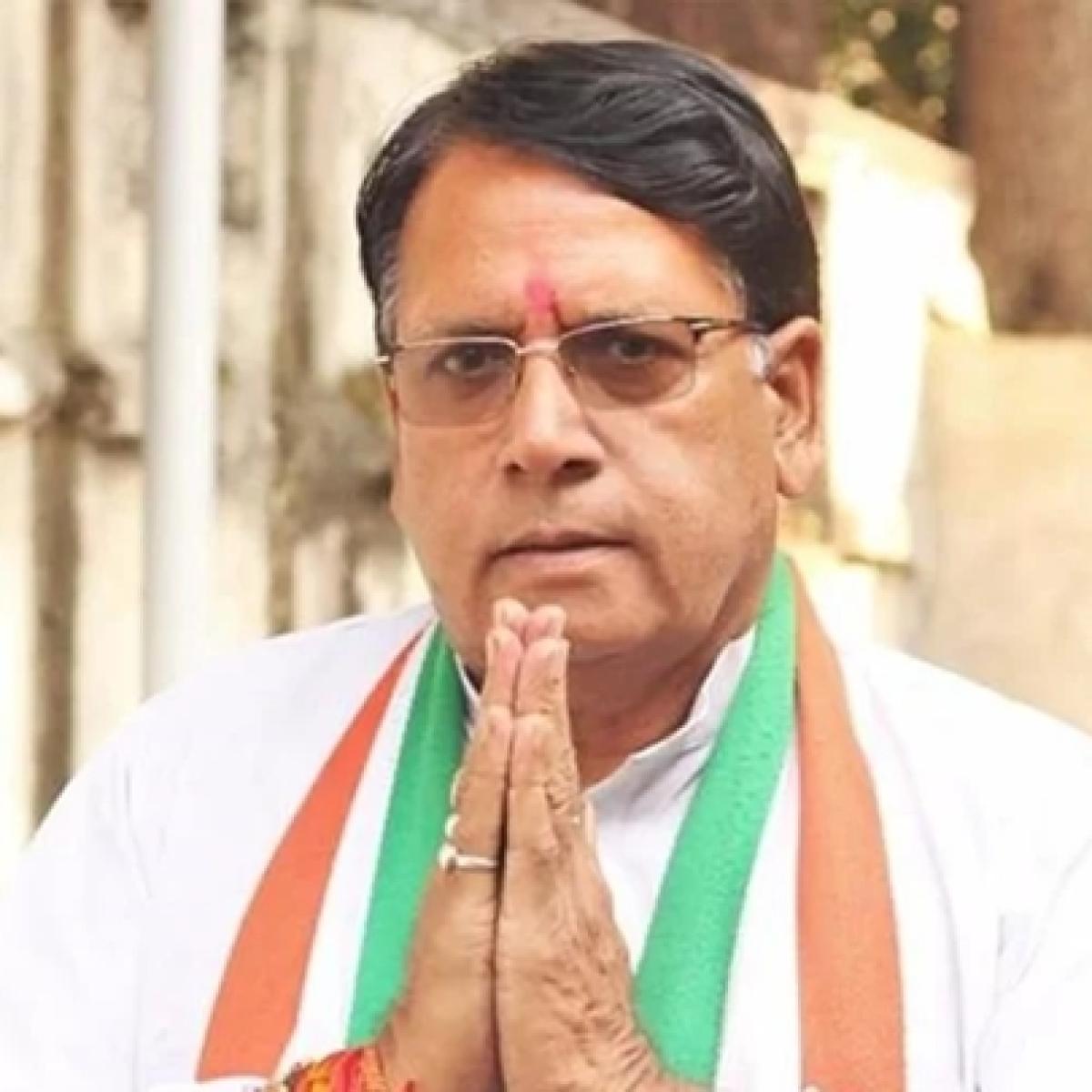 Hostage Congress MLAs hypnotised using black magic: MP Minister PC Sharma