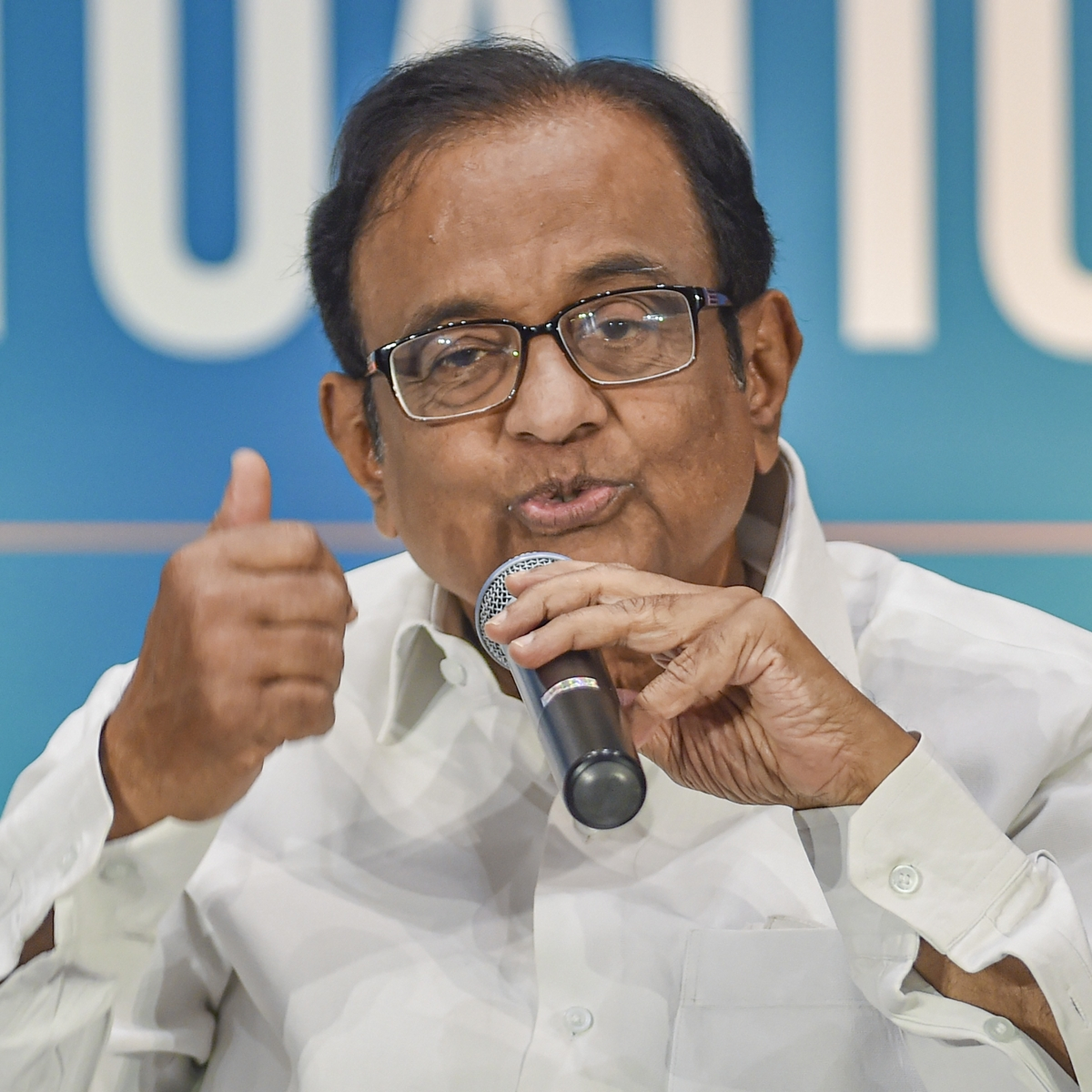 States need 'hard cash', govt's 'letter of comfort' has no value: Chidambaram on GST compensation