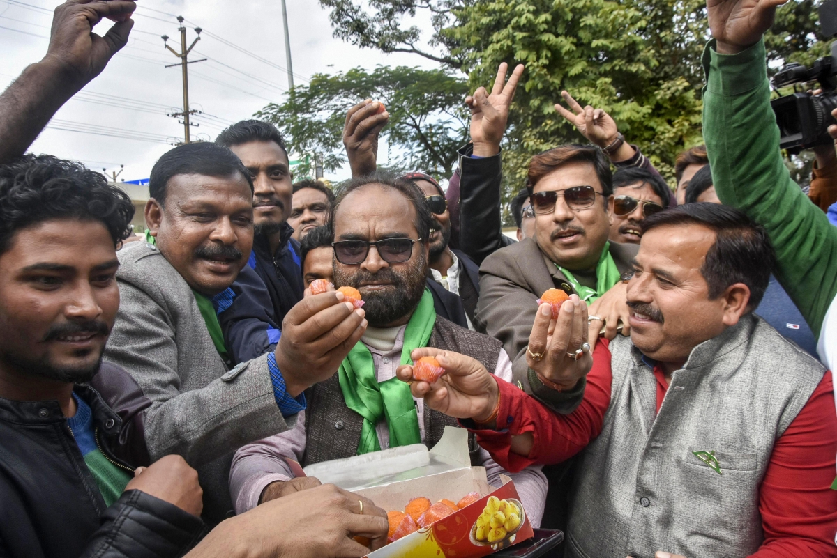 Cong-JMM alliance set to form govt in Jharkhand