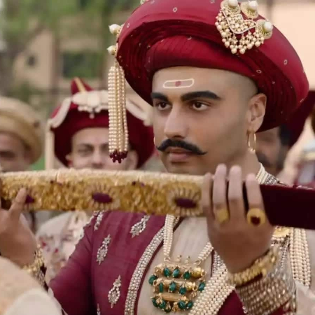 Panipat: Arjun delivers his best, Dutt steals the show
