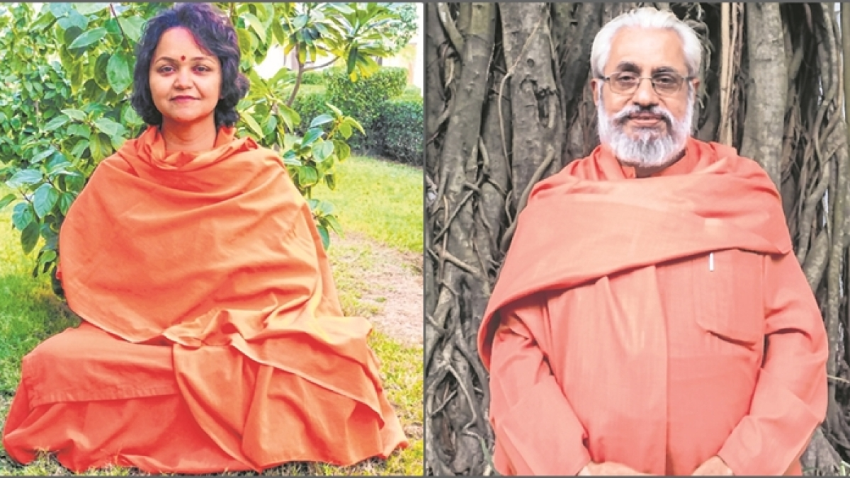 'Ancient Vedanta teachings for contemporary living'