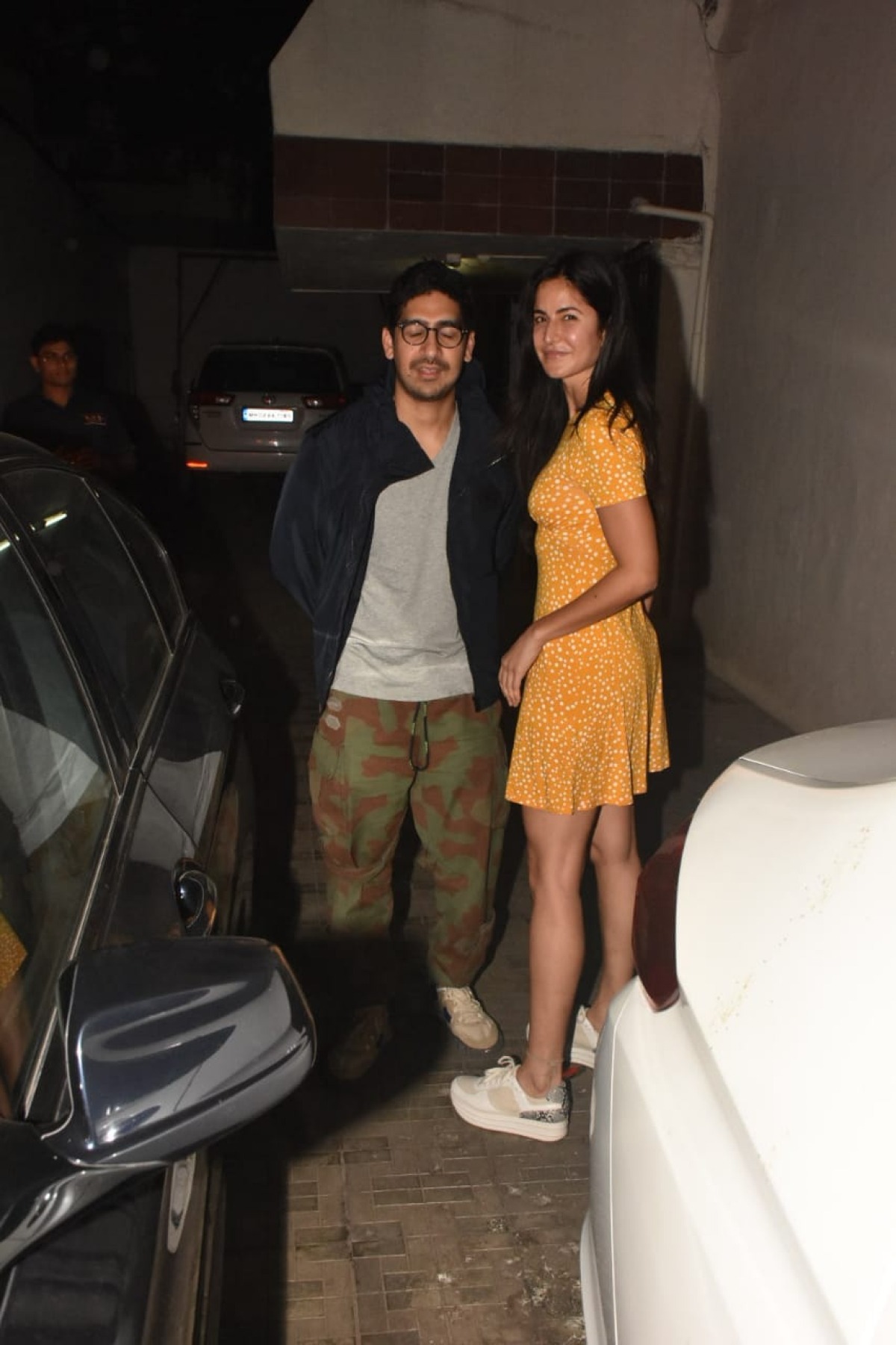 Katrina Kaif is a flawless beauty as she steps out with no makeup in public