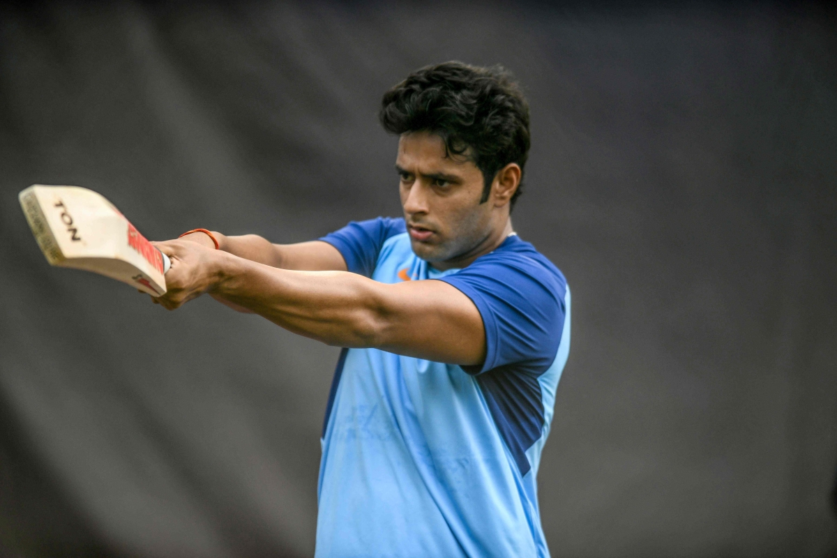 I'm not here to replace Hardik, I'm here to do well for India, says Shivam Dube