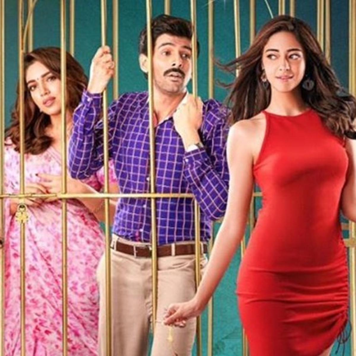 'Pati Patni Aur Woh' Review: Kartik, Ananya, Bhumi starrer is a fun watch