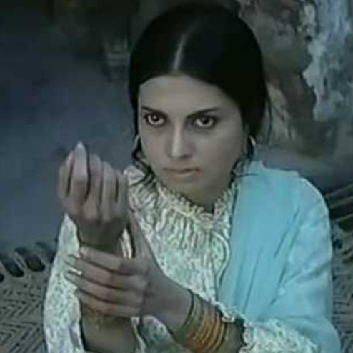 'Sholay' actress Gita Siddharth passes away