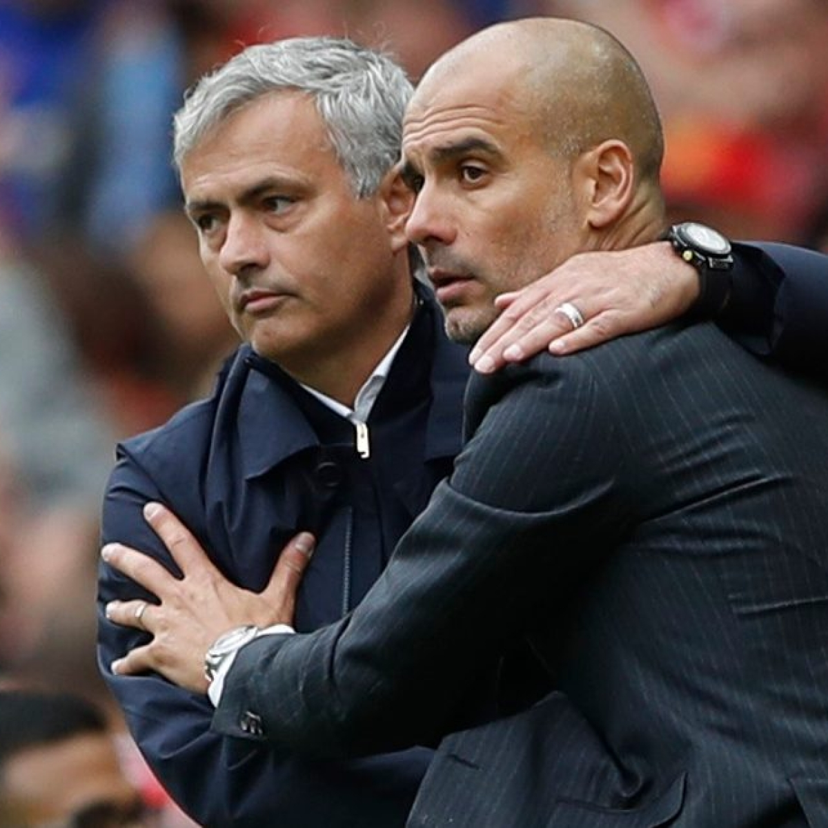 'More PL title contenders than anyone else': Manchester City's Pep Guardiola on Tottenham Hotspur
