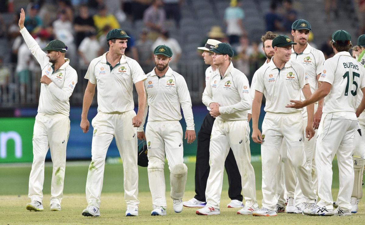 Pink-ball Test: Australia thrash New Zealand by 296 runs