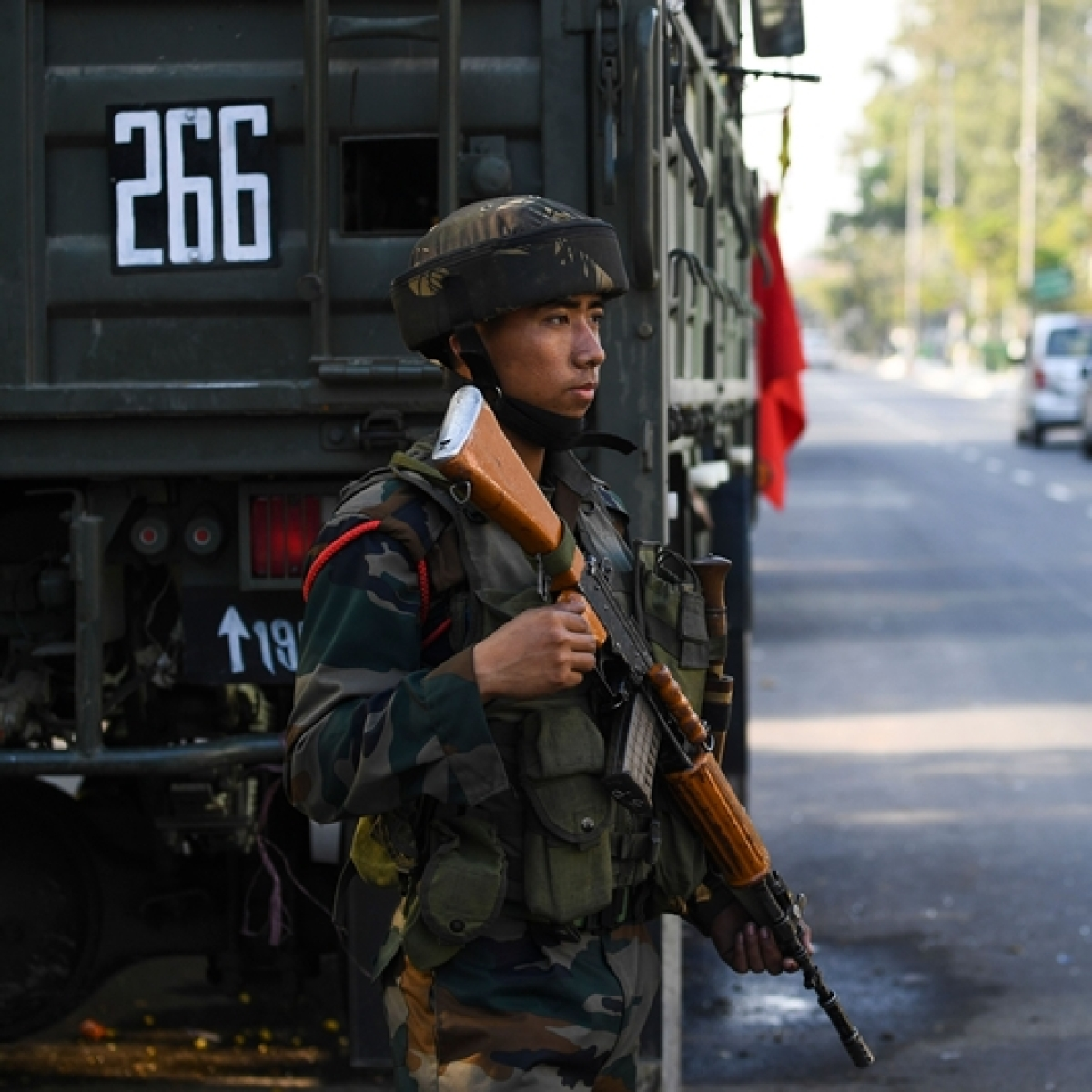 CAA protests: Centre to withdraw Army from Assam, Tripura after law and order situation improves