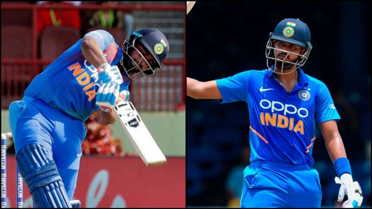 India vs West Indies: Shreyas Iyer, Rishabh Pant create record for most runs in an over