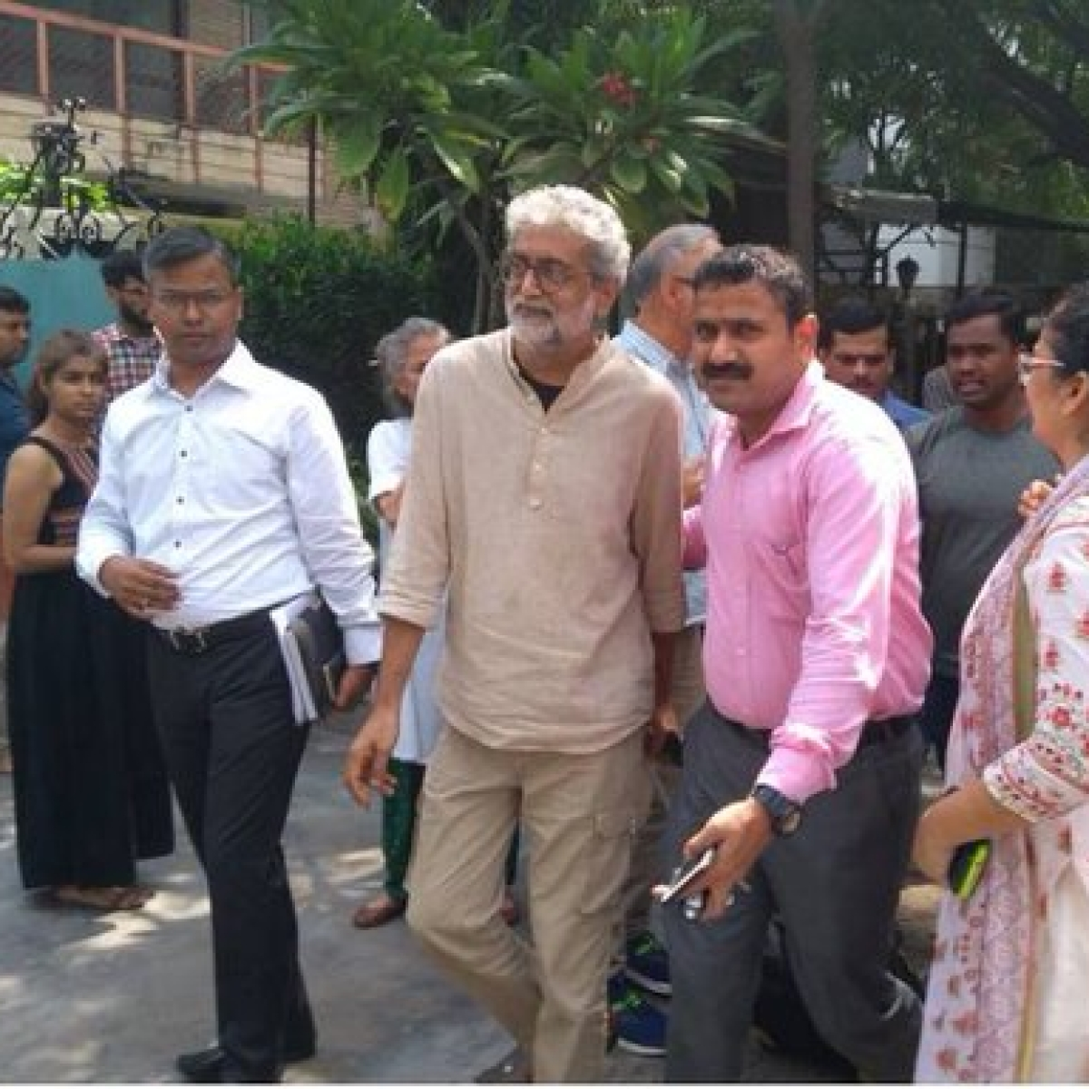 SC dismisses bail plea of activist Gautam Navlakha in Bhima Koregaon case