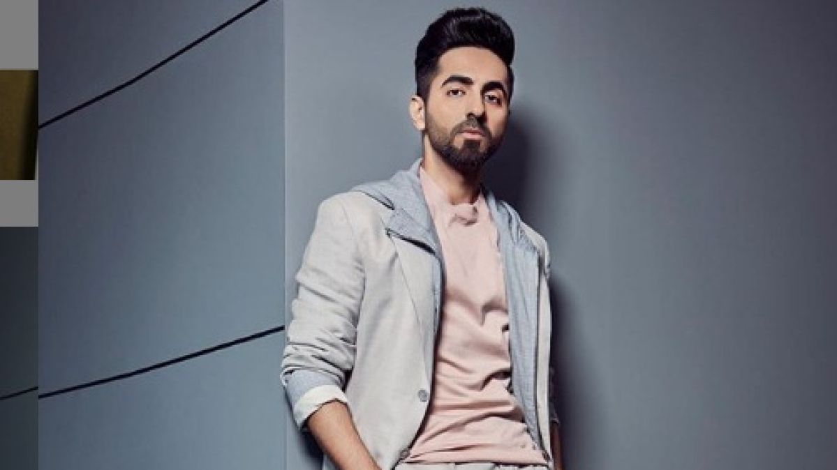 Ayushmann Khurrana returns to shoot after 4 months amid COVID-19 lockdown