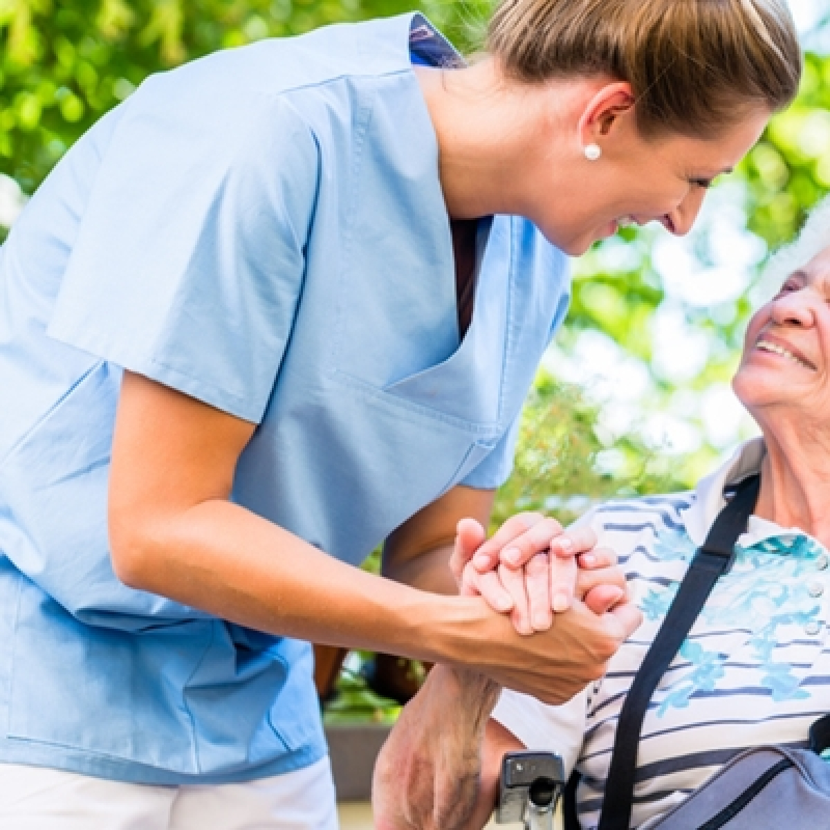Looking after the elderly: The challenges for a caregiver