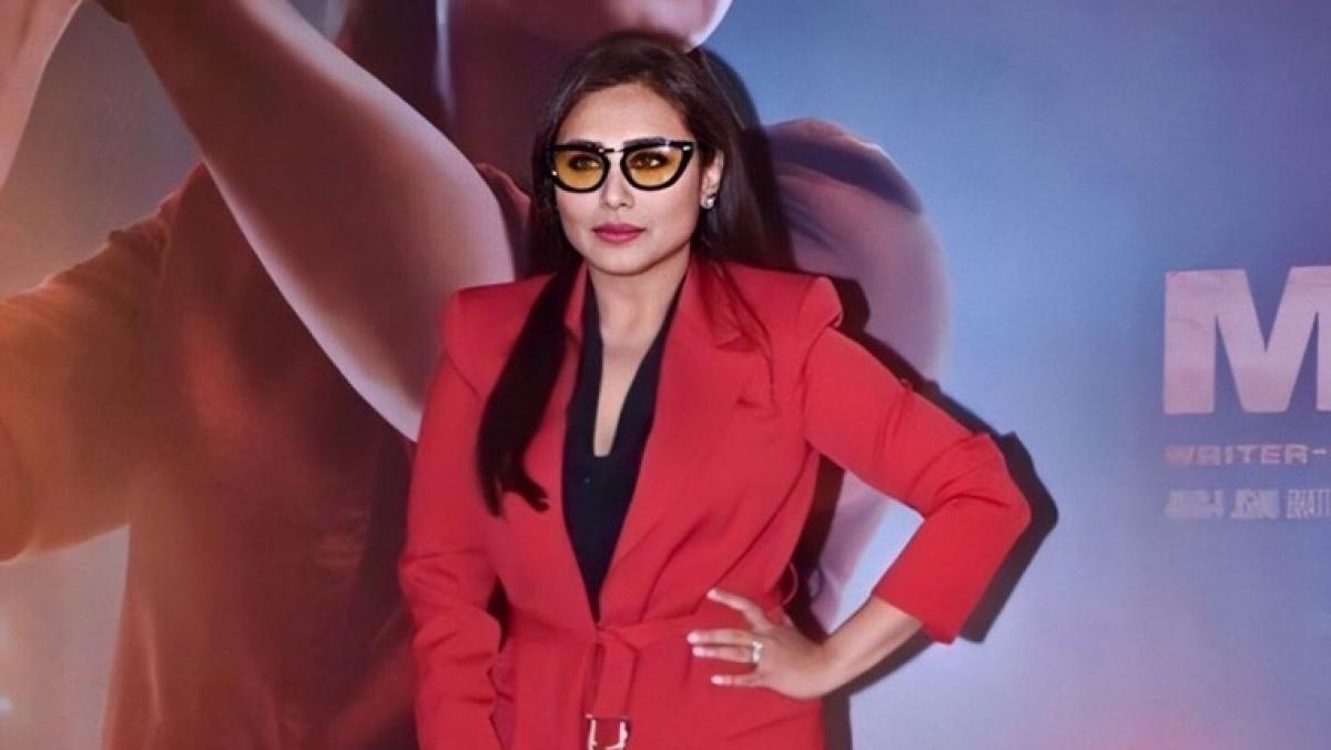 Rani Mukerji reveals what she and hubby Aditya Chopra fight about the most