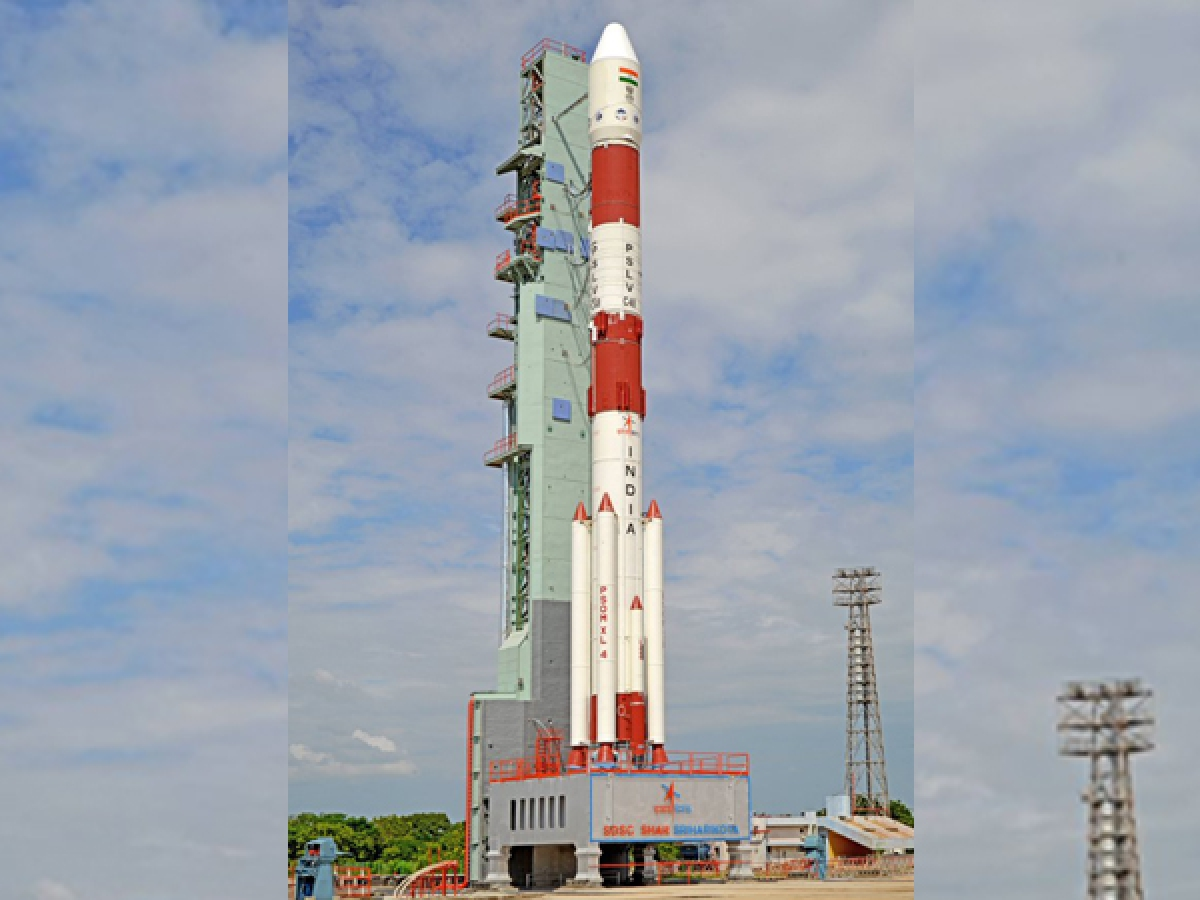 Fuel filling for second stage of PSLV-C48 commences: ISRO
