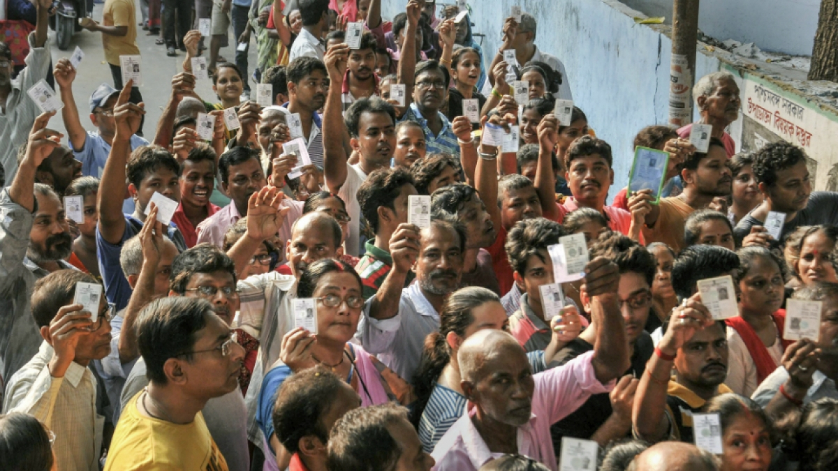 71% voting in final phase of Jharkhand polls