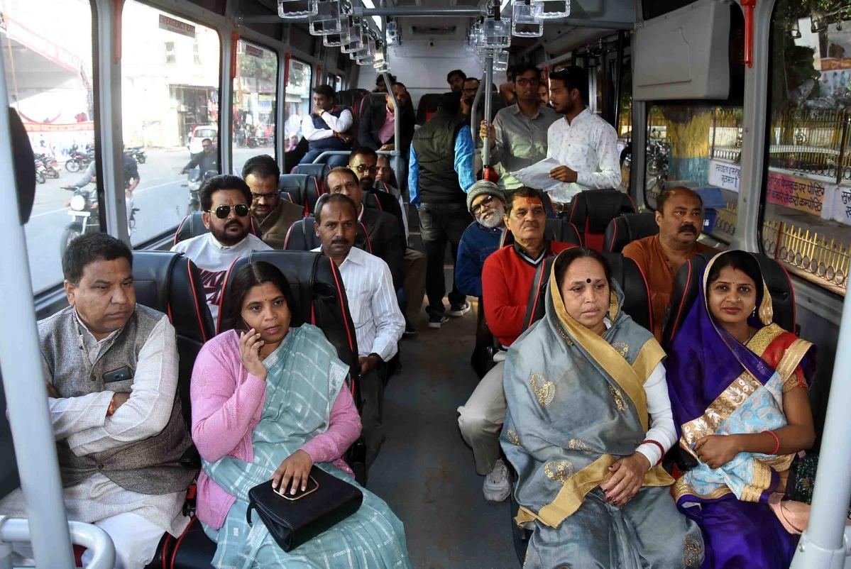 Ujjain: Allegation of connivance btw e-bus Co, UMC officials crop up
