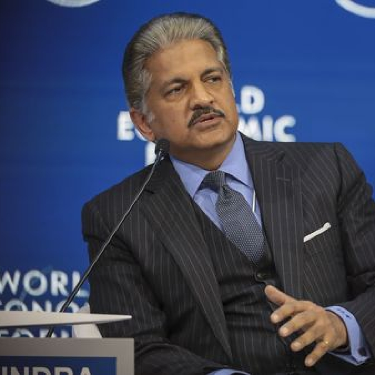 Anand Mahindra and art of 'right-brain' business
