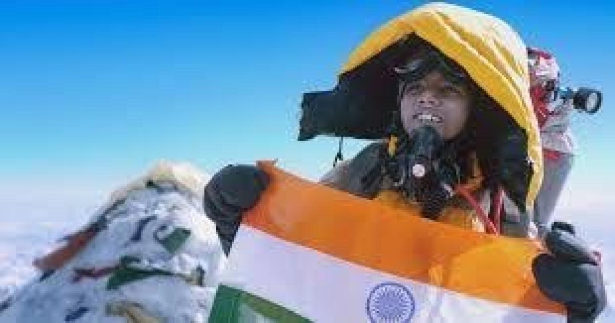 Mountaineer Poorna scales peak in Antarctica, eyes another